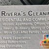 Rivera's Cleaning